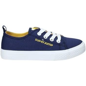 Chaussures Enfant Baskets basses Lelli Kelly S19E2050BE01 Bleu