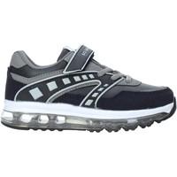 Chaussures Enfant Baskets basses U.s. Golf W19-SUK541 Bleu