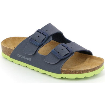 Chaussures Enfant Mules Grunland CB1537 Bleu