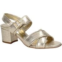 Chaussures Femme Sandales et Nu-pieds Keys 5717 Jaune