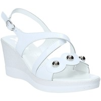 Chaussures Femme Sandales et Nu-pieds Susimoda 284695-01 Blanc