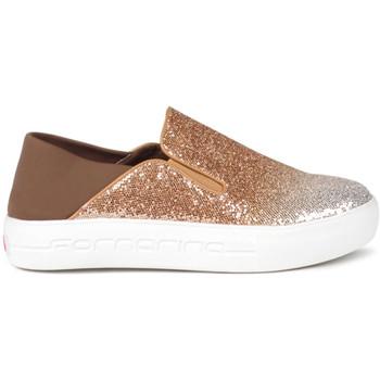Chaussures Femme Slip ons Fornarina PE17YM1002V096 Orange