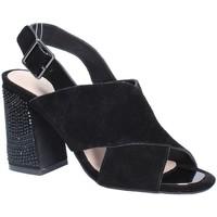 Chaussures Femme Sandales et Nu-pieds Alma En Pena V18277 Noir