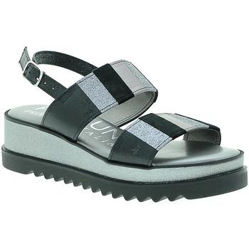 Chaussures Femme Sandales et Nu-pieds Pregunta IAD19394 Gris