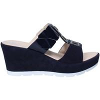 Chaussures Femme Mules Susimoda 163797 Bleu