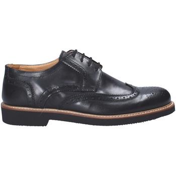 Chaussures Homme Derbies Exton 9190 Noir