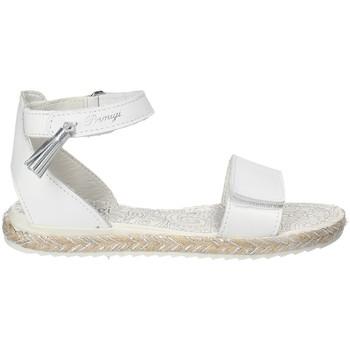 Chaussures Fille Sandales et Nu-pieds Primigi 1431222 Blanc