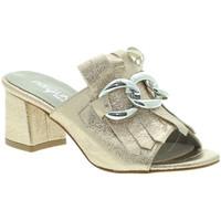 Chaussures Femme Espadrilles Pregunta IAB492441-R Orange