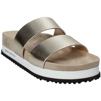 Chaussures Femme Mules Fornarina PE18SA2913 Jaune