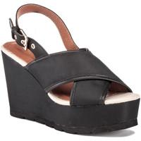 Chaussures Femme Sandales et Nu-pieds Lumberjack SW57906 001 M14 Noir