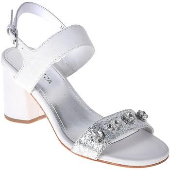 Chaussures Femme Sandales et Nu-pieds Apepazza PRS04 Blanc