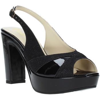 Chaussures Femme Sandales et Nu-pieds Grace Shoes JN 093 Noir