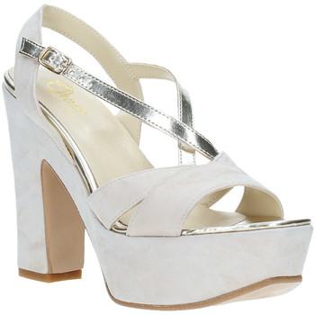Chaussures Femme Sandales et Nu-pieds Grace Shoes TQ 126 Beige