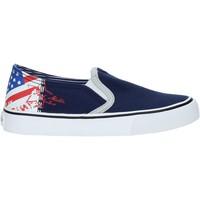 Chaussures Enfant Slip ons Fred Mello S19-SFK101 Bleu