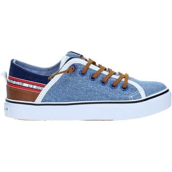 Chaussures Enfant Baskets basses U.s. Golf S19-SUK407 Bleu