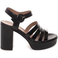 Chaussures Femme Sandales et Nu-pieds Janet Sport 43875 Noir