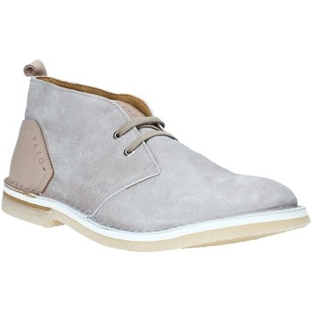 Chaussures Homme Boots Rogers BK 61 Gris