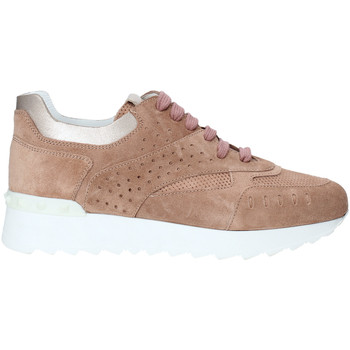 Chaussures Femme Baskets montantes Triver Flight 198-10B Rose