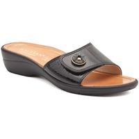 Chaussures Femme Mules Susimoda 1651-01 Noir