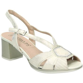 Chaussures Femme Sandales et Nu-pieds Pitillos 5560 Orange