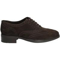 Chaussures Femme Derbies Marco Ferretti 140424 Marron