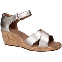 Chaussures Femme Sandales et Nu-pieds Clarks 132325 Gris