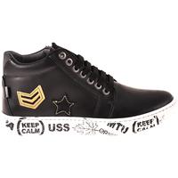 Chaussures Enfant Baskets montantes Melania ME6033F8I.A Noir
