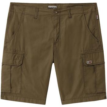 Vêtements Homme Shorts / Bermudas Napapijri NP0A4E1K Vert