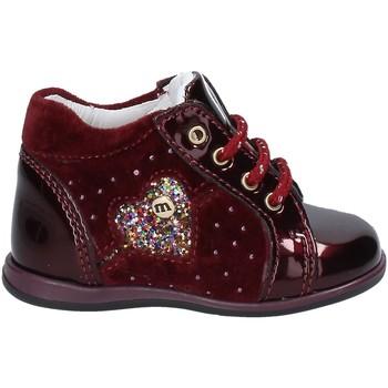 Chaussures Enfant Boots Melania ME0134A7I.C Rouge