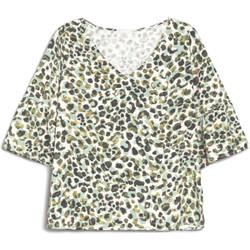 Vêtements Femme T-shirts manches courtes NeroGiardini E062770D Vert