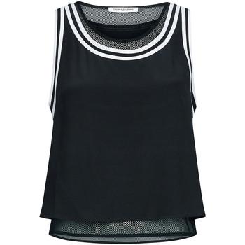 Vêtements Femme Tops / Blouses Calvin Klein Jeans J20J213621 Noir