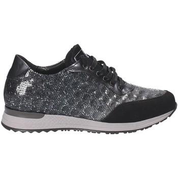 Chaussures Femme Baskets basses Grunland SC2607 Noir