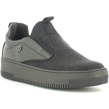 Chaussures Femme Slip ons Wrangler WL162640 Noir
