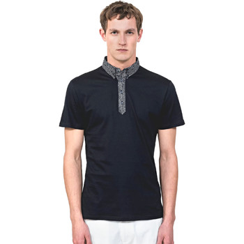 Vêtements Homme Polos manches courtes Antony Morato MMKS01489 FA100084 Bleu