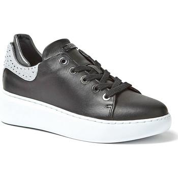 Chaussures Femme Baskets basses Guess FL5YL2 LEA12 Noir
