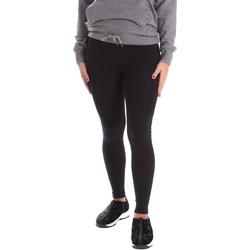 Vêtements Femme Leggings Key Up 5LI22 0001 Noir