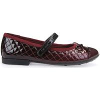 Chaussures Enfant Ballerines / babies Geox J5455D 000GX Rouge