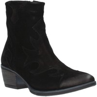 Chaussures Femme Bottines Bueno Shoes 9P4908 Noir