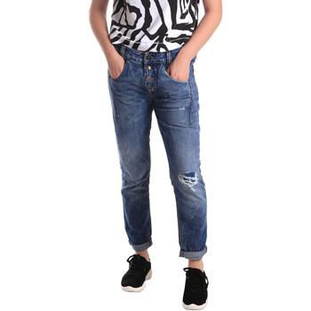 Vêtements Femme Jeans slim Fornarina BER1I27D785IM Bleu