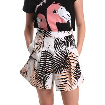 Vêtements Femme Shorts / Bermudas Fornarina BER1I88C97709 Blanc