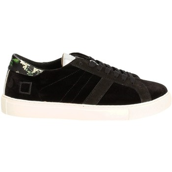 Chaussures Femme Baskets montantes Date W271-NW-VV-BK Noir