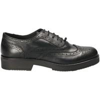 Chaussures Femme Richelieu Mally 4704S Noir