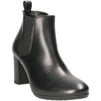 Chaussures Femme Bottines Mally 5500S Noir