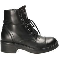 Chaussures Femme Boots Mally 6019 Noir