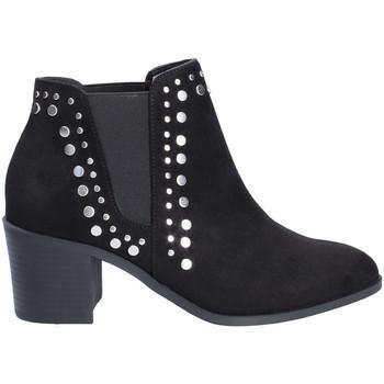 Chaussures Femme Bottines Fornarina PI18KS1124S000 Noir