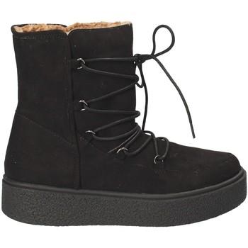 Chaussures Femme Bottes de neige Fornarina PI18TA1138T000 Noir