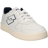 Chaussures Homme Baskets basses Lotto T4570 Blanc