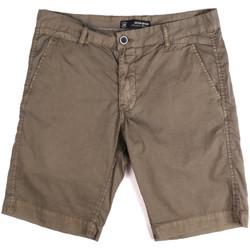 Vêtements Homme Shorts / Bermudas Key Up 2P17A 0001 Marron