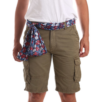 Vêtements Homme Maillots / Shorts de bain Gaudi 911BU25034 Vert