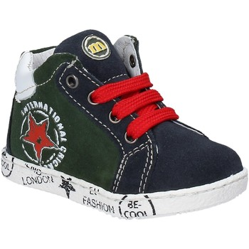 Chaussures Enfant Baskets basses Melania ME0122A7I.C Vert